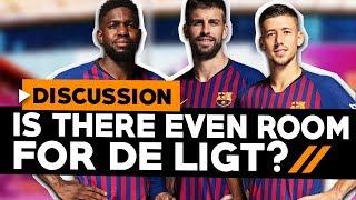 Download ″Barca shouldn't sign De Ligt UNLESS...″ - Barcelona Transfer News | BugaLuis Video