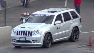 Download Jeep Grand Cherokee SRT8 vs Corvette Video