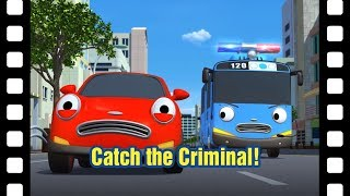 Download Tayo catch the criminal! l 📽 Tayo's Little Theater #29 l Tayo the Little Bus Video