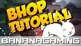 Download CS:GO - SIMPLE BUNNY HOP TUTORIAL Video