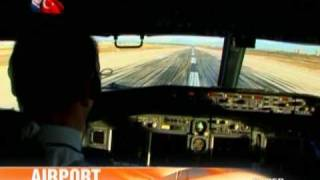 Download Flight with SunExpress Boeing B737-86N Video