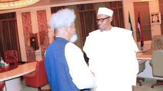 Download Soyinka to Buhari: ″You Didn't Deserve to Win the Elections″ Video