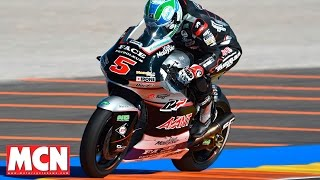 Download Onboard at Valencia with Johann Zarco | Sport | Motorcyclenews Video