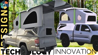 Download 10 AWESOME TRUCK BED CAMPERS FOR YOUR OUTDOOR ADVENTURES Video