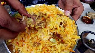 Download Idrees/Idris Mutton Biryani - Lucknow Food Tour For Meat Lovers - Street Food India Video