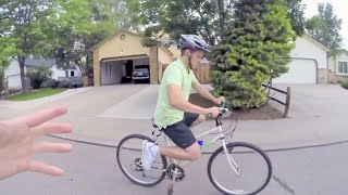 Download Learn How to Ride a Bicycle in 5 Minutes Video