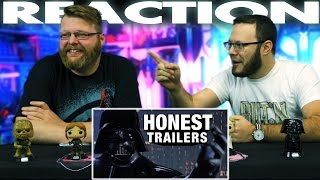 Download Honest Trailers - Star Wars: Episode V - The Empire Strikes Back REACTION!! Video