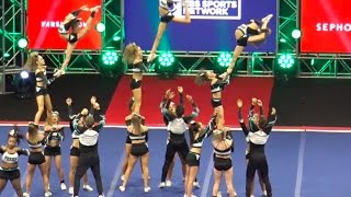 Download Cheer Extreme Prodigy wins 2nd at NCA!! ~ Small Sr Coed 4 Video