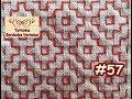 Download PONTO ALINHAVO (SASHIKO) MODELO 2 - Tathinha Bordados #57 Video