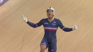 Download Mens Kilo Time Trial - 2015 UCI Track Cycling World Championships | St Quentin-en-Yvelines, France Video
