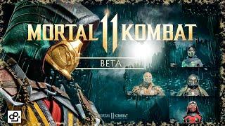 Download MORTAL KOMBAT 11 BETA | TOMA DE CONTACTO en Español | PS4 SLIM | Video