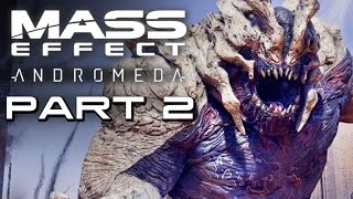 Download MASS EFFECT Andromeda #2 : Ancient Aliens : Gameplay Adventure! Video