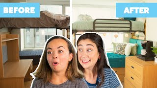 Download I Gave A Dream Dorm Makeover To A Deserving College Student Video
