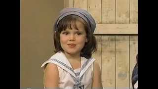 Download Brittany Ashton Holmes interviews 1994.Age 5. Video