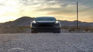 Download Going AIRBORNE in a Tesla Model 3! Video