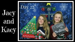 Download Christmas Countdown 2016 ~ Day 22 ~ Jacy and Kacy Video