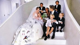 Download Brad Pitt and Angelina Jolie's Children And Their Beautiful Moments Video