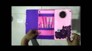 Download kerajinan tangan dari flanel Video