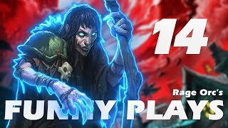 Download Hearthstone Funny Plays 14 Video