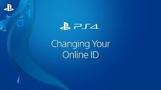 Download Change Your Online ID on the PlayStation Network Video