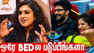 Download Vanitha Opens Up : Real Face of BB Contestants I Bigg Boss 3 Tamil I Sakshi, Kavin Video