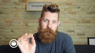 Download #1 Tip for Conquering a Curly Beard Video