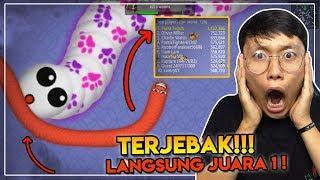Download Cacing Besar Alaska TERJEBAK!! Langsung Peringkat 1 Dunia! Skor 3.100.000 - Worms Zone Indonesia Video