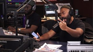 Download Ebro and Rosenberg Fight On Air Video