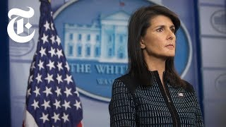 Download Who Is Nikki Haley? | NYT News Video