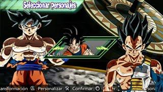 Dragon Ball Z Shin Budokai 2 Mod [ FINAL ] Free Download