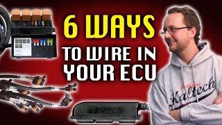 Download 6 Ways to Wire In Your ECU - Haltech Technically Speaking Video