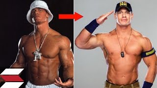 Download 10 Most Dramatic WWE Character Transformations Video