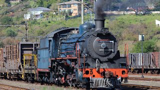 Download The final days of working steam in South Africa - SAPPI SAICCOR Video