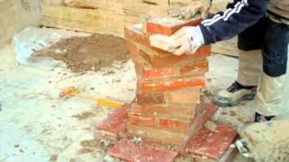 Download Cómo construir una columna Salomónica con ladrillo cara vista Video nº 70 Video
