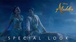 Download Disney's Aladdin - A Whole New World Special Look Video