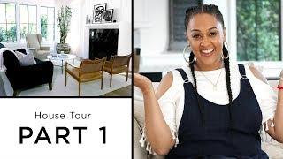 Download Tia Mowry's House Tour: Part 1 | Quick Fix Video