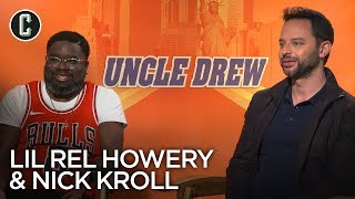 Download Lil Rel Howery & Nick Kroll on Uncle Drew and If They're Sneakerheads Video