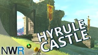 Download Zelda: Breath of the Wild Running to Hyrule Castle (New Switch Gameplay) Video