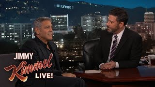 Download George Clooney's Twins Make Television Debut Video