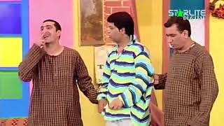 Download Zafri Khan and Nasir Chinyoti New Pakistani Stage Drama Full Comedy Funny Clip Video