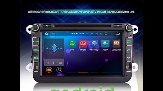 Download Installation autoradio Android et caméra de recul sur une Volkswagen Video
