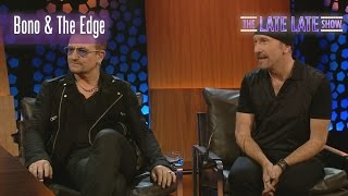 Download Bono and The Edge Interview and Performance | The Late Late Show Video