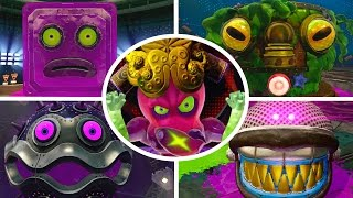Download Splatoon - All Bosses (No Damage) Video