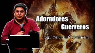 Download Adoradores Guerreros - Fernando Orihuela Video