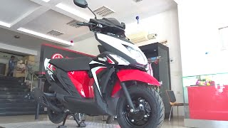 Download Yamaha Cygnus Ray ZR First Ride, Walkaround Review #ScooterFest Video