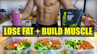 Download BEST MEAL PREP FOR FITNESS | CHEAP & EASY HIGH PROTEIN MEALS Video