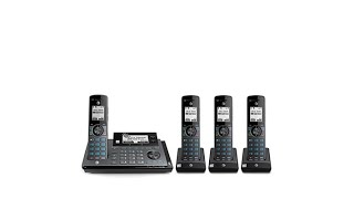 Download AT T Cordless Phone 4pack with Smart Call Block USB Mo... Video