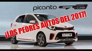 Download 8 PEORES AUTOS DEL 2017 Video