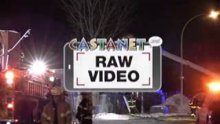 Download Raw: Container up in flames Video