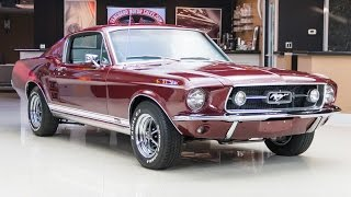 Download 1967 Ford Mustang Fastback S-Code For Sale Video